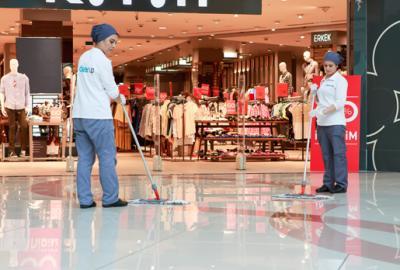 mağaza temizliği nilufer